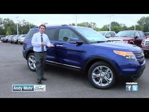 2015 Ford Explorer Walkaround   Andy Mohr Ford   Indianapolis, Indiana