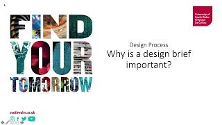 Why is a design brief important?