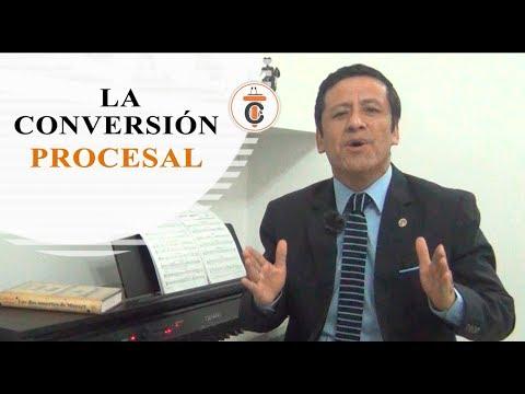 LA CONVERSIÓN PROCESAL - Tribuna Constitucional 105 - Guido Aguila Grados