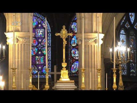Vêpres du 7 mai 2021 à Saint-Germain-l'Auxerrois