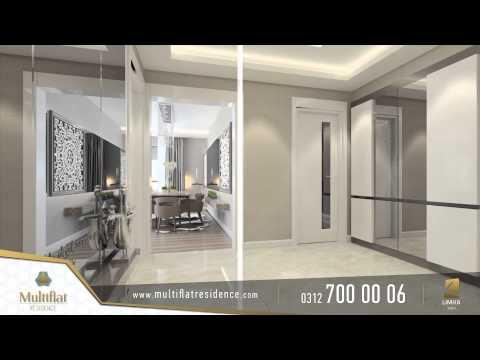 Multiflat Residence Videosu