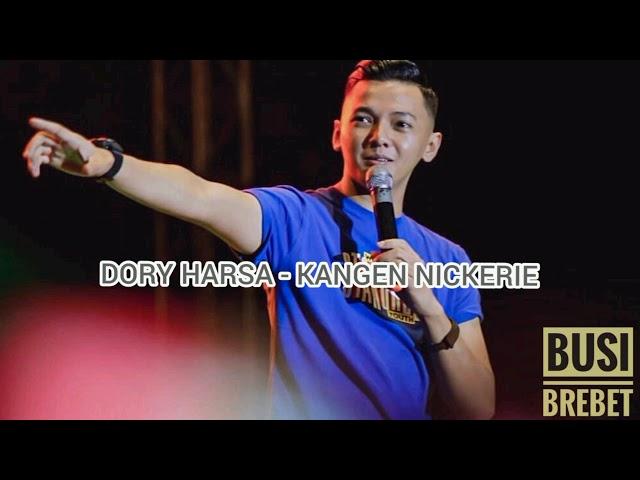 Dory Harsa Kangen Nickerie Music Lyrics Hemat Paket Data