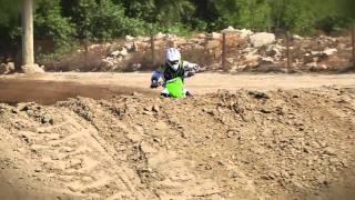 Broc Tickle First Ride On Monster/Pro Circuit/Kawasaki