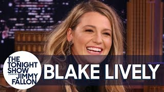 Blake Livelys Daughter Is More Starstruck By Jimmy Fallon Than Taylor Swift