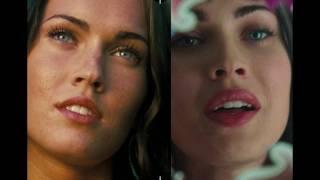 Megan Fox's plastic surgery