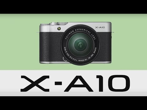 X-A10 - perfect for everyday use | Fujifilm