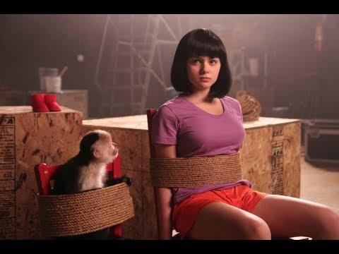 Dora průzkumnice ve filmu