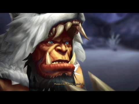 The Story of Frostfire Ridge - Warlords of Draenor