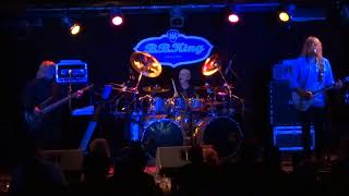 Zebra- BB King NYC -March 31, 2018-About to make the time