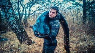 Подводная охота 2013 Лучшие кадры..