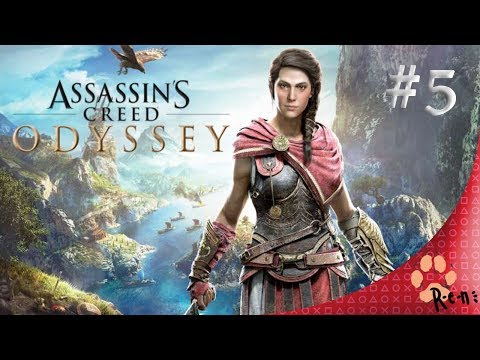 Assassin's Creed Odyssey (PS4) CZ Záznam streamu #5 |R-e-n|