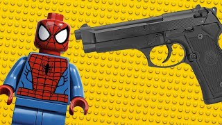 This Bootleg LEGO Gave Spider-Man a Gun - Up At Noon Live!