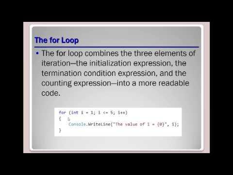 MTA 98-361 Software Development Fundamentals 1. dio - YouTube