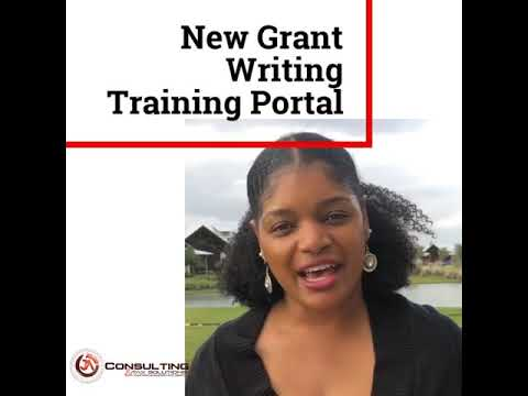 Grant Writing Certification Course - YouTube