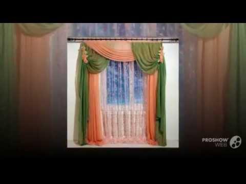 как выбрать шторы для гостинной