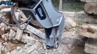 FRD Furukawa Rock Drill VS15 E SECONDARY CRUSHER