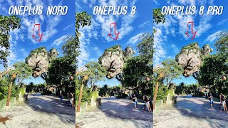 OnePlus Nord vs OnePlus 8 vs OnePlus 8 Pro Camera Test: Skip the Flagships?