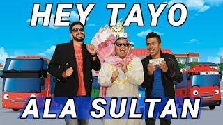 HEY TAYO VERSI ARAB