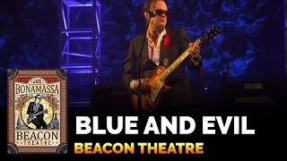 Joe Bonamassa - Blue and Evil - live from Beacon Theatre