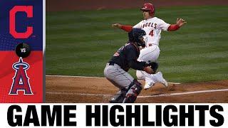 Lo mejor del partido Indios vs. Angelinos (17/05/21) | Aspectos destacados de MLB