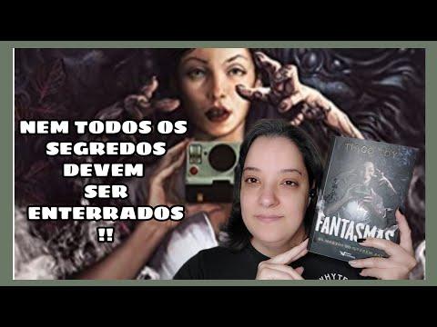FANTASMAS  - TIAGO TOY -  RESENHA #FAROEDITORIAL