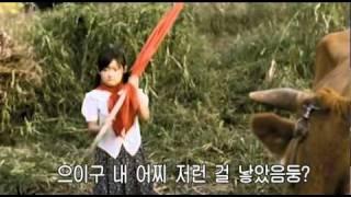 韓国映画『ヤンガンド両江道の子供たち』韓国版予告編