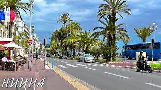 НИЦЦА Лазурный берег 🇫🇷  Франция 2018 На машине по Европе
