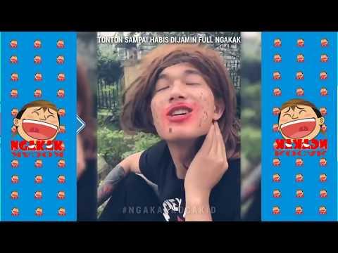 Video Lucu Banget Bikin Ketawa Ngakak Abis Terbaru 2018 Part 55
