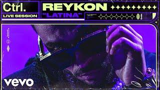 Reykon - Latina (Live Session) | Vevo Ctrl