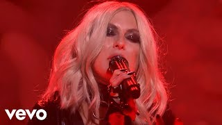 Phantogram - You Don't Get Me High Anymore (Live On The Tonight Show Starring Jimmy Fallon)