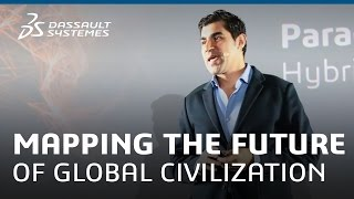 Design   Mapping The Future Of Global Civilization With Parag Khanna   Dassault Systèmes