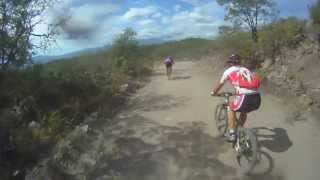 preview picture of video 'Desafio Rio Pinto 2013 - 2 de 2 - mitad de carrera hasta llegada'