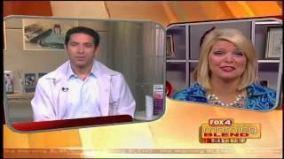 Dr. Marc Lazare in the Media – Fox 4 Morning Blend