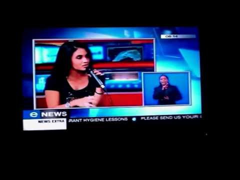 Moniqe Foxx on eNews Etv