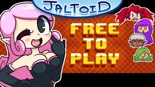 Free To Play - Jaltoid Cartoons