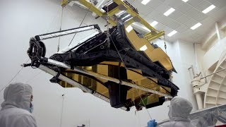 James Webb Space Telescope: de Houston à California