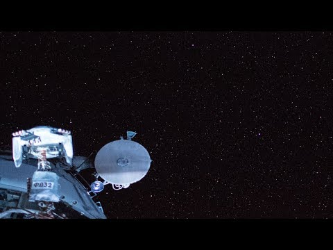 It's Full Of Stars! – 4K Timelapse Video From The ISS