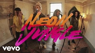 Neon Jungle, Neon Jungle - Hideaway (Kiesza Cover)