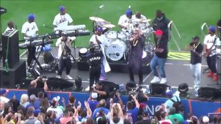 50 Cent & G-Unit Perform 'Real Quick' At Citi Field