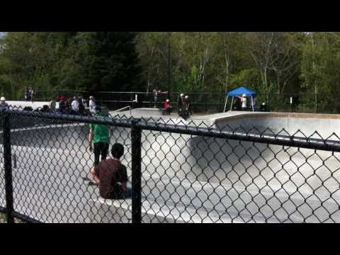 Eureka Skatepark TV - Highlights from First Skatepark Contest 2010 (HD)