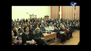 Родители будущих первоклассников Псковского микрорайона накануне побывали на первом организационном собрании