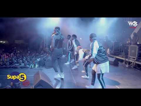 Diamond Platnumz - Performing live at wasafi festival 2018 NANGWANDA/ MTWARA