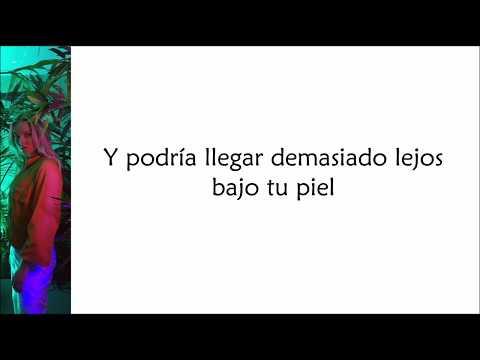 Astrid S - Think Before I Talk (Letra en español)