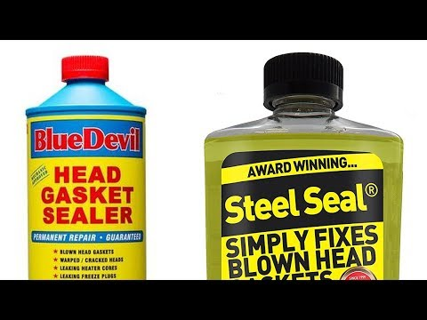 Top 5 Best Head Gasket Sealers To Buy in 2018 - смотреть