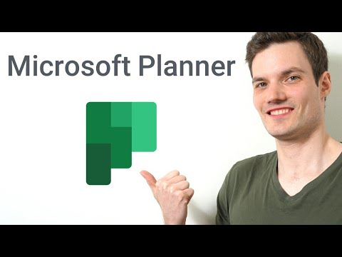 How to use Microsoft Planner
