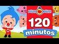 Plim Plim - 120 Minutos de Capítulos Nuevos y Completos - Dibujos Animados