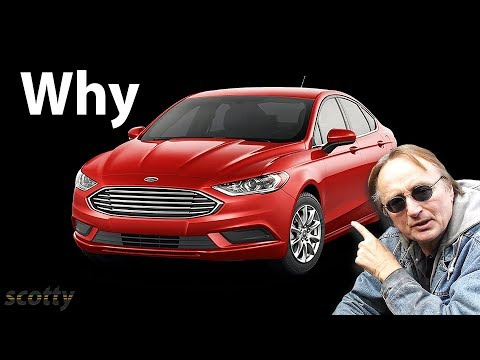 Breaking News: Ford Doesn't Want You to Drive Their Cars