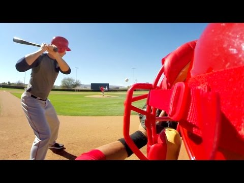 GoPro Baseball: CJ Wilson – Behind the Eyes