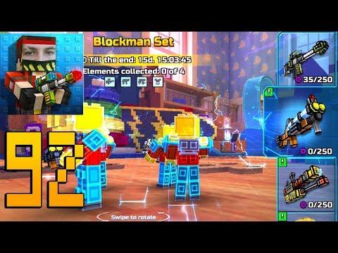 Pixel Gun 3D - Gameplay Walkthrough Part 92 - New Event Update & FPS Battle Royale