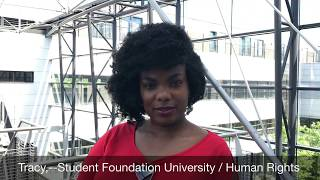 Student Testimony #3 About Human Rights Education